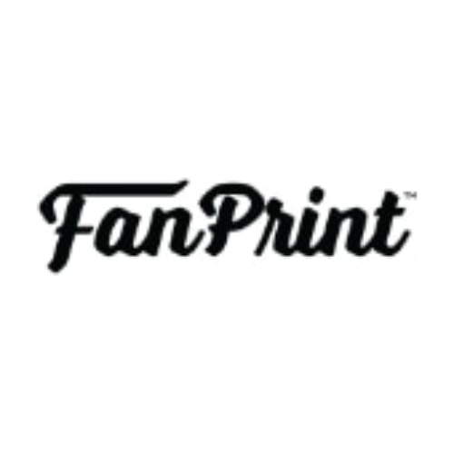 Up to $27 saving on Fanprint Promo Codes