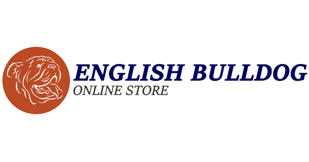 English Bulldog Dog Breed Store